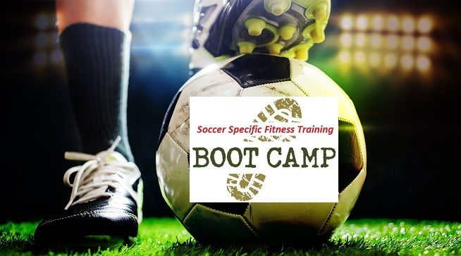 Drop in Soccer Bootcamp....
