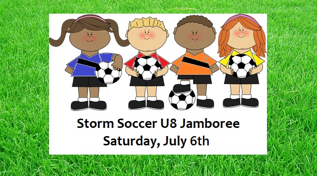 Storm Mini Jamboree Sat. July 6th
